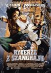 Plakat filmu Rycerze z Szanghaju