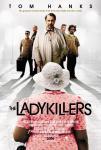 Plakat filmu Ladykillers, czyli zabójczy kwintet