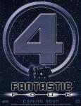 Movie poster Fantastyczna czwórka (2004)