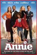 Plakat filmu Annie