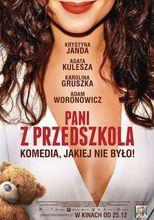 Movie poster Pani z przedszkola