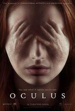 Plakat filmu Oculus