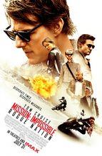 Plakat filmu Mission: Impossible 5