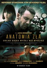 Movie poster Anatomia zła