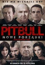 Plakat filmu Pitbull. Nowe porządki