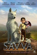 Plakat filmu Sawa. Mały wielki bohater