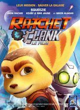 Plakat filmu Ratchet i Clank
