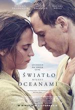 Plakat filmu Światło między oceanami