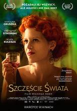 Plakat filmu Szczęście świata