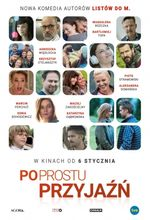 Plakat filmu Po prostu przyjaźń
