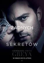 Plakat filmu Ciemniejsza strona Greya