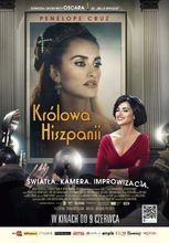 Plakat filmu Królowa Hiszpanii