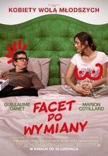 Plakat filmu Facet do wymiany
