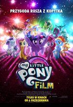 Plakat filmu My Little Pony. Film