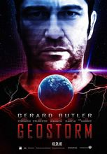 Movie poster Geostorm