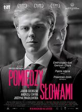 Movie poster Pomiędzy słowami