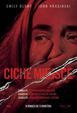 Plakat filmu Ciche miejsce
