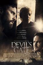 Movie poster Devil's Gate