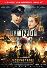 Movie poster Dywizjon 303