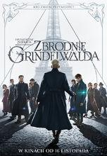 Movie poster Fantastyczne zwierzęta: Zbrodnie Grindelwalda
