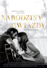 Movie poster Narodziny gwiazdy
