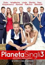 Plakat filmu Planeta singli 3
