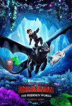 Movie poster Jak wytresować smoka 3