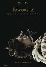 Plakat filmu Faworyta