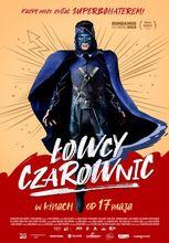 Movie poster Łowcy czarownic