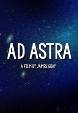 Movie poster Ad Astra