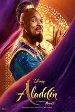 Movie poster Aladyn