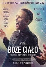 Movie poster Boże Ciało