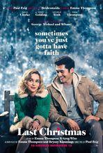 Plakat filmu Last Christmas