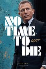 Plakat filmu Nie czas umierać