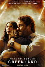 Movie poster Greenland