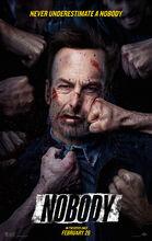 Plakat filmu Nikt