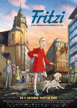 Movie poster Fritzi - przyjaźń bez granic