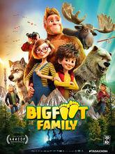 Plakat filmu Mała Wielka Stopa 2: W rodzinie siła