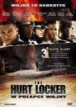 Plakat filmu The Hurt Locker. W pułapce wojny