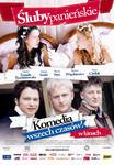 Plakat filmu Śluby panieńskie
