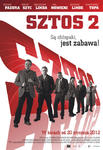 Movie poster Sztos 2