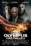 Movie poster Olimp w ogniu
