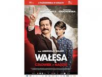 Movie poster Wałęsa. Człowiek z nadziei