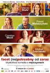 Movie poster Facet (nie)potrzebny od zaraz