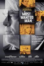 Plakat filmu Bardzo poszukiwany człowiek